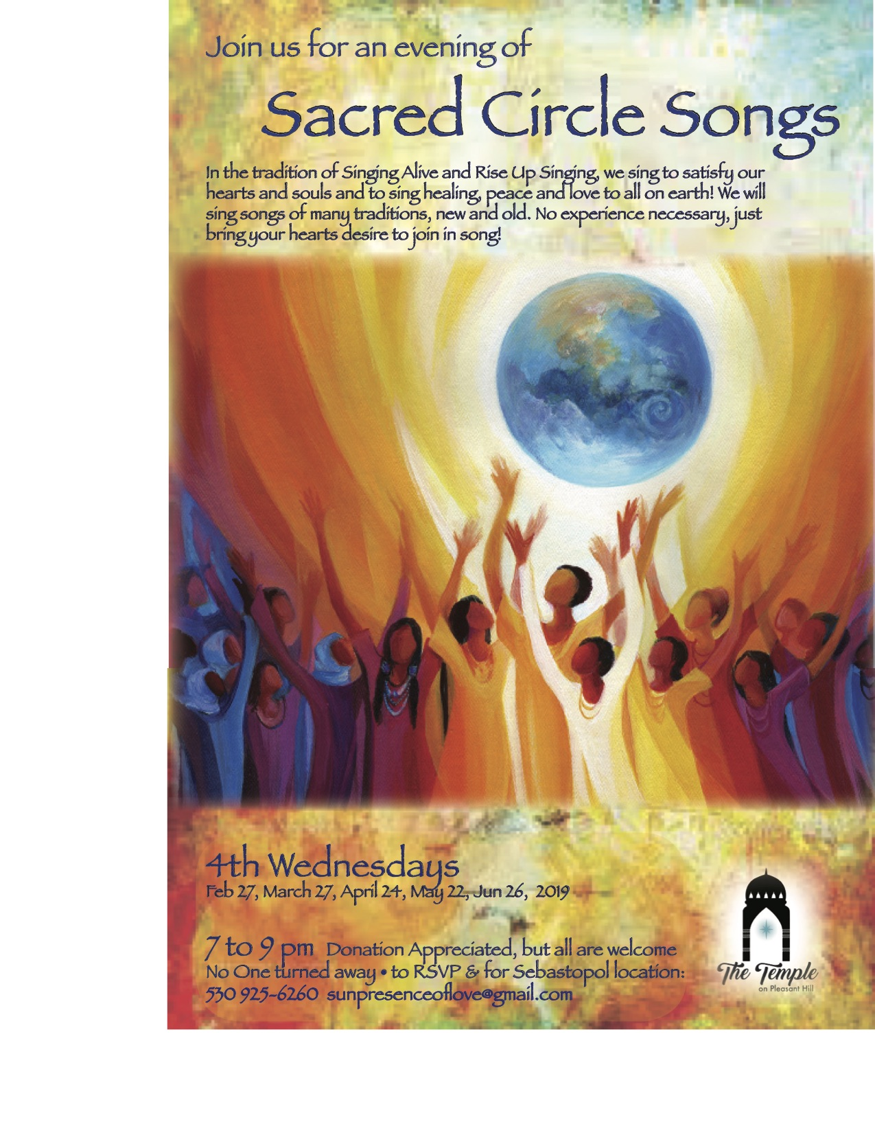 Sacred Circle Songs - An Evening For Women